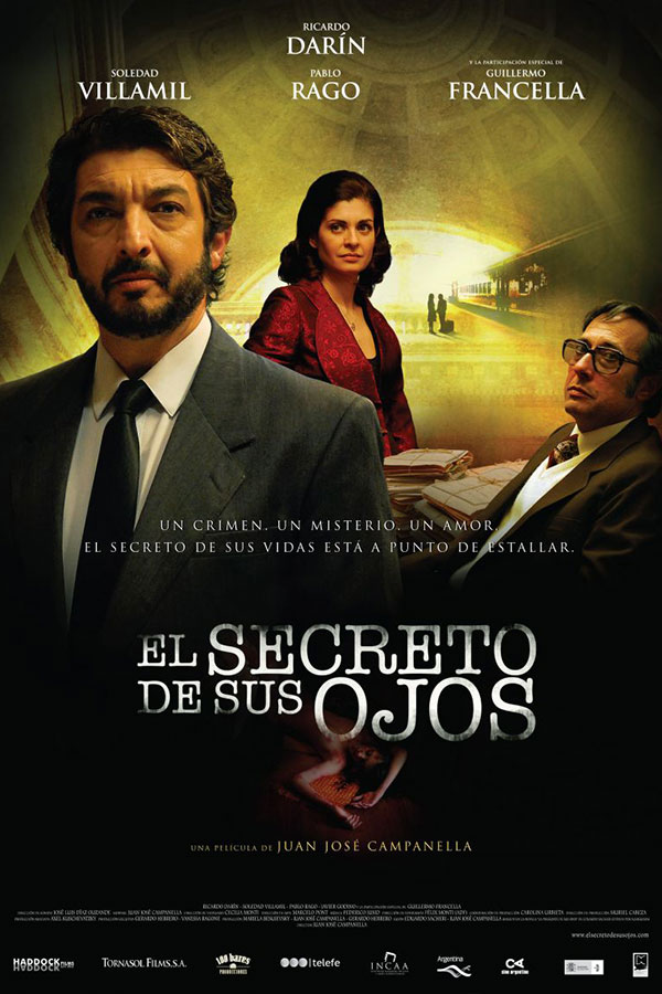 El secreto de sus ojos (The Secret in Their Eyes)