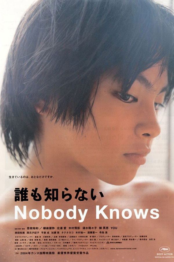 Nobody Knows (Dare mo shiranai)