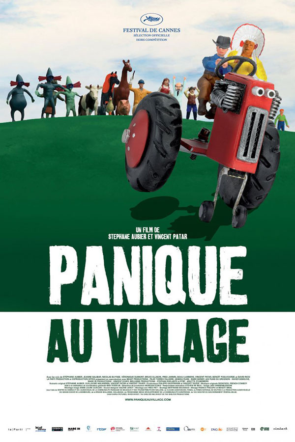 Panique au village (A Town Called Panic)