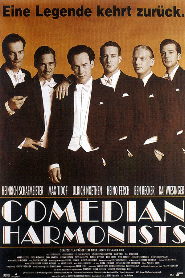 The Harmonists (Comedian Harmonists)
