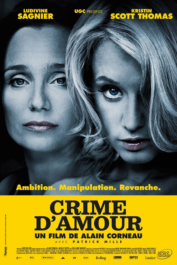 Crime d'amour (Love Crime)