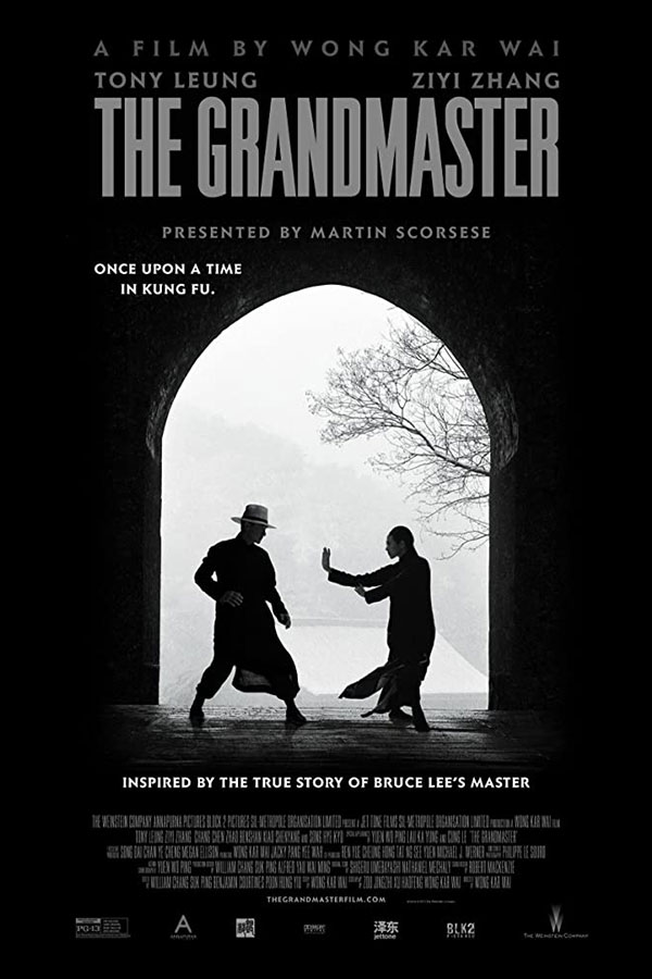 The Grandmaster (Yut doi jung si)