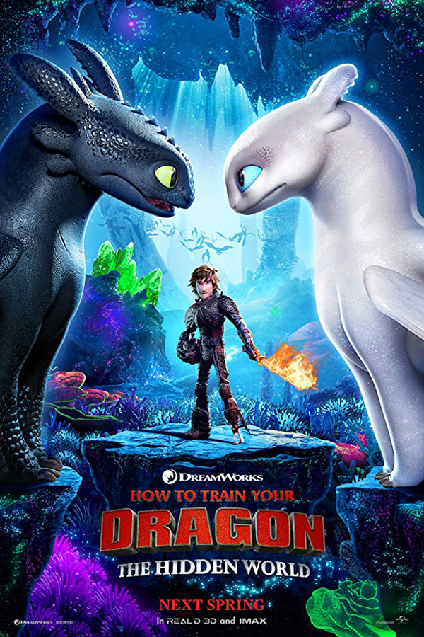How to Train Your Dragon 3 (Hoe tem je een draak 3)