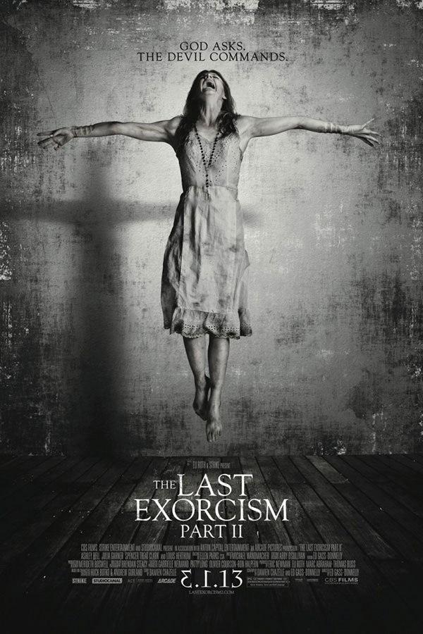 The Last Exorcism: God Asks, The Devil Commands