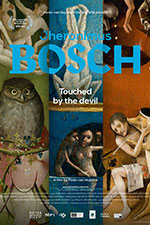 Jheronimus Bosch - Touched by the Devil