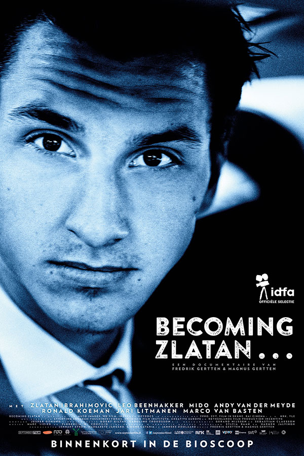 Den unge Zlatan (Becoming Zlatan)
