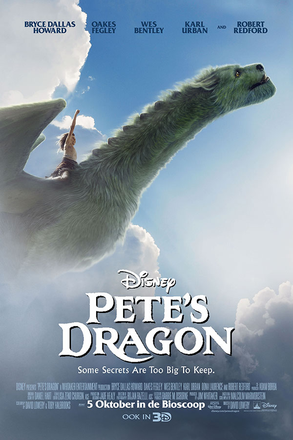 Pete's Dragon (Peter en de draak)