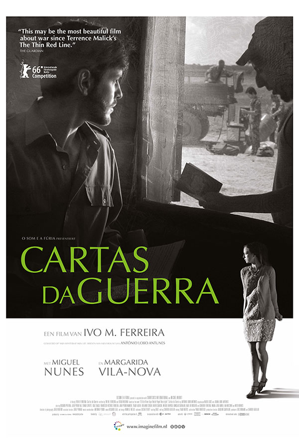 Cartas da guerra (Letters from War)