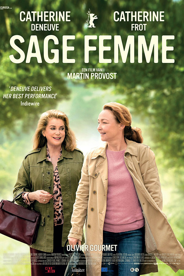 Sage femme (The Midwife)