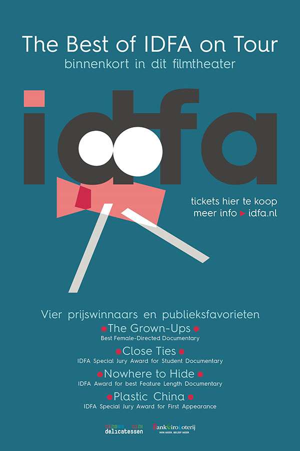The Best of IDFA 2016 on Tour