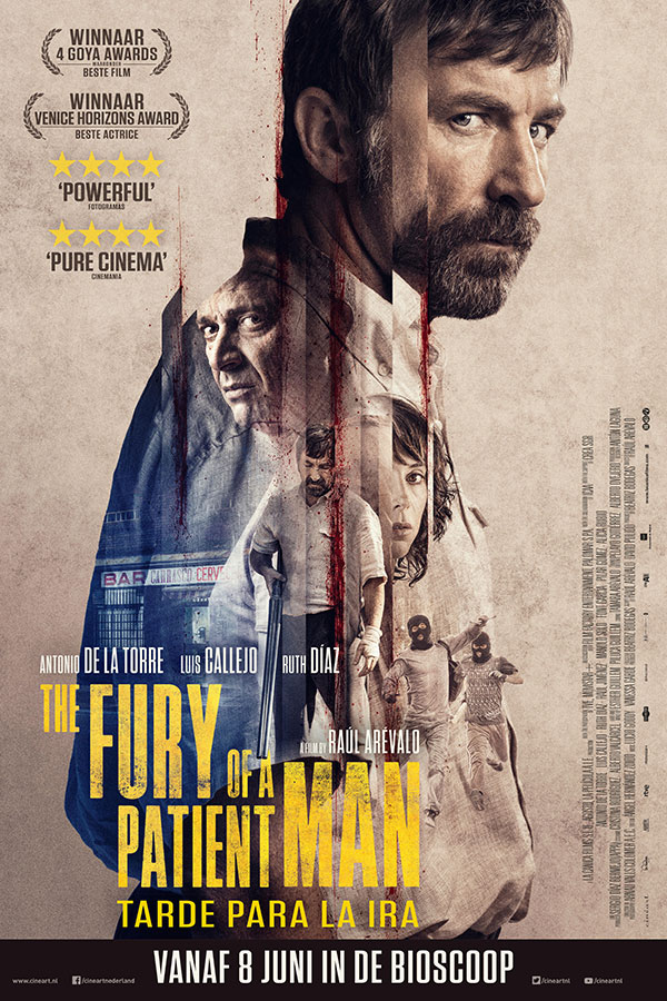 Tarde para la ira (The Fury of a Patient Man)