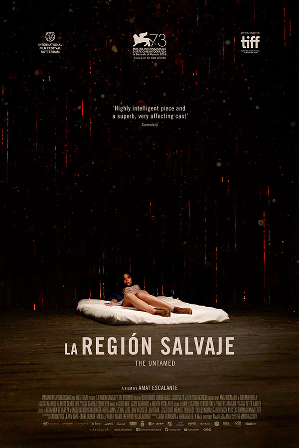 La región salvaje (The Untamed)