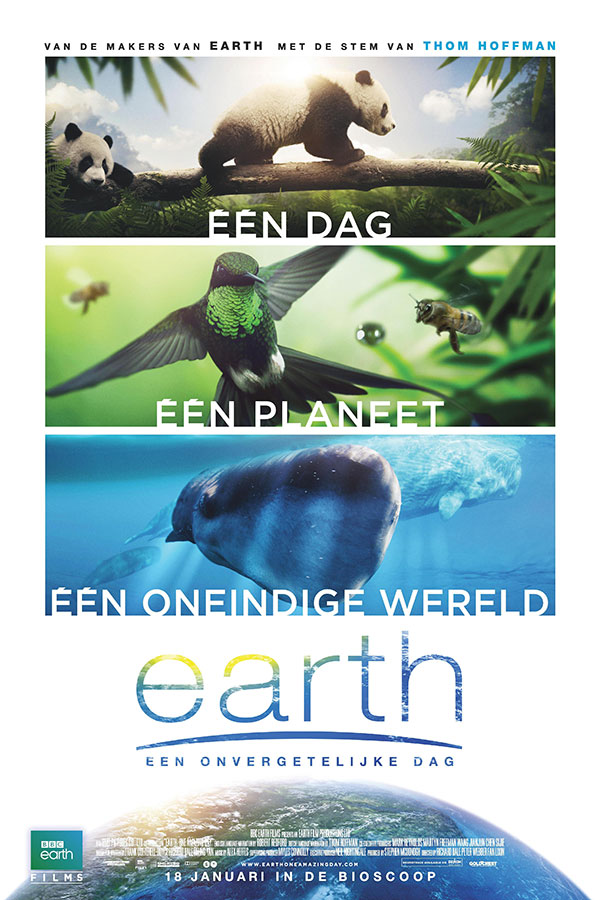 Earth: One Amazing Day (Earth: Een Onvergetelijke Dag)