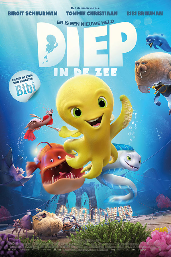 Diep in de zee (Deep)