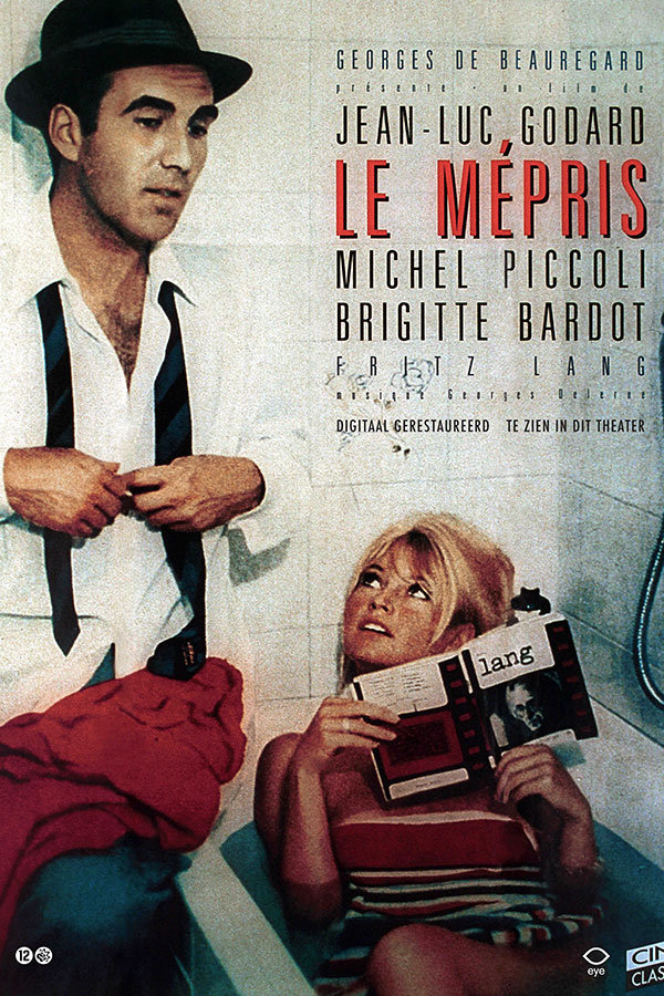 Le mépris (Contempt)