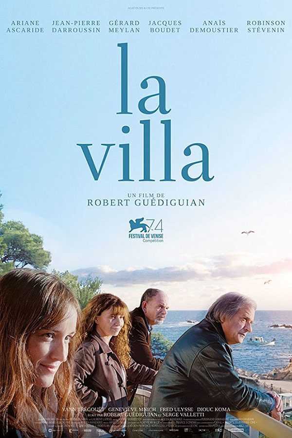 La villa (The House by the Sea)