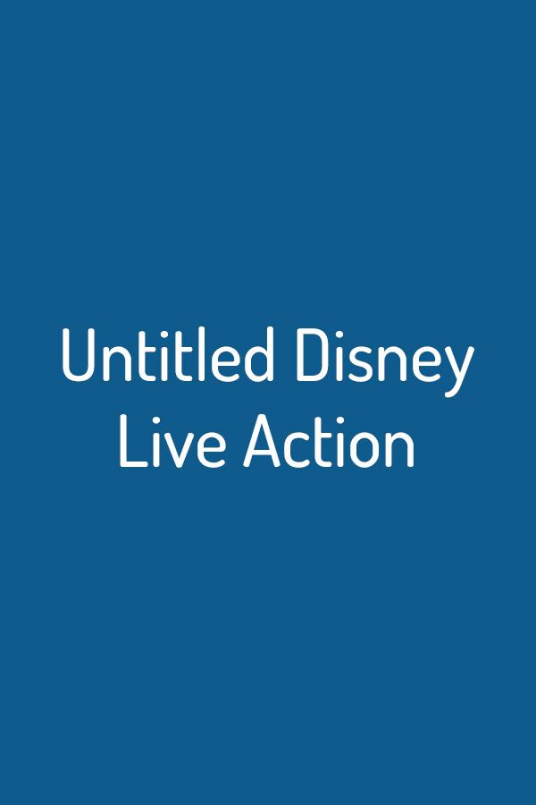 Untitled Disney Live Action