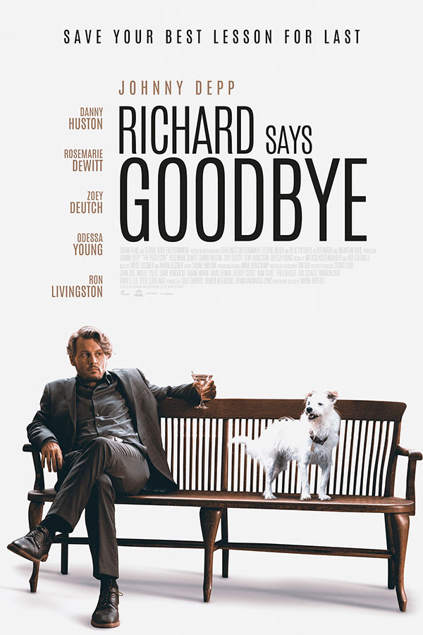Richard Says Goodbye (The Professor)