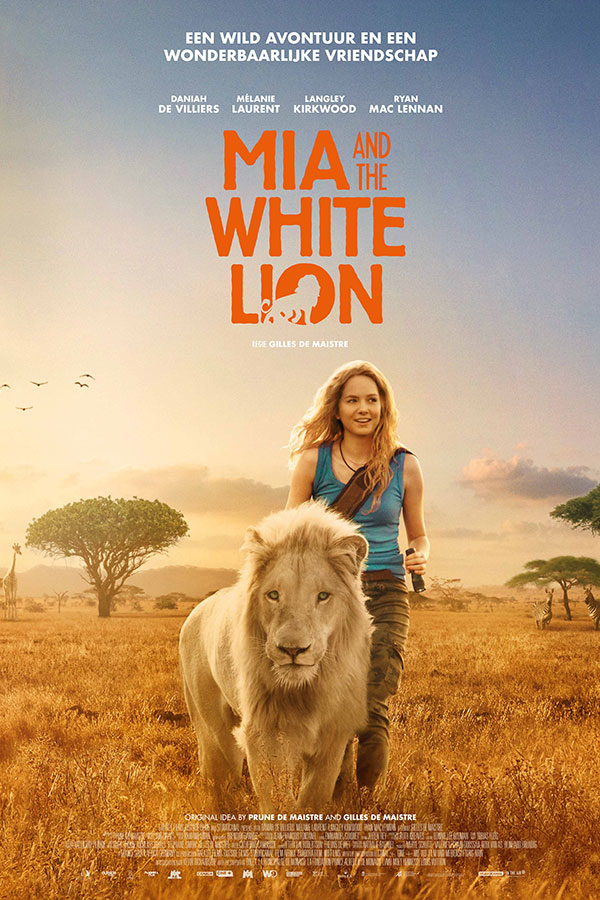 Mia et le lion blanc (Mia and the White Lion)