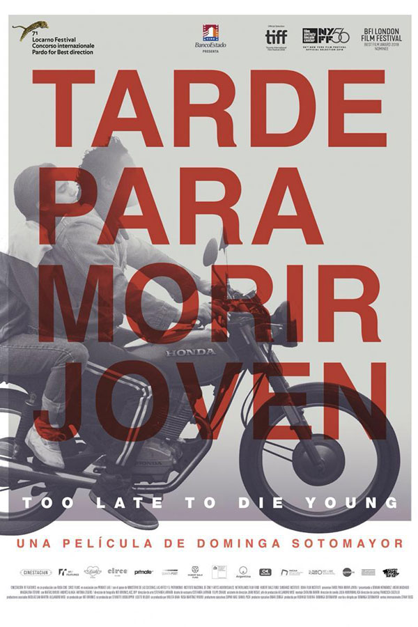 Tarde para morir joven (Too Late to Die Young)
