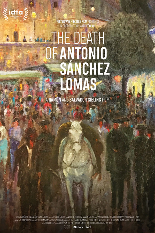 The Death of Antonio Sánchez Lomas