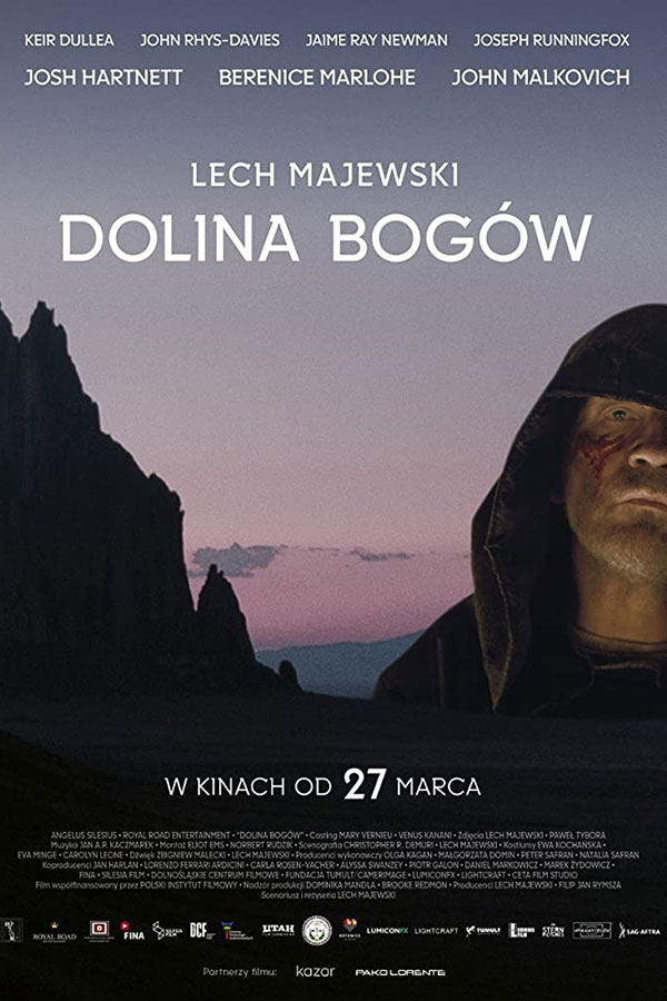 Dolina bogów (Valley of the Gods)