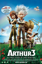 Arthur et la guerre des deux mondes (Arthur 3: The War of the Two Worlds)