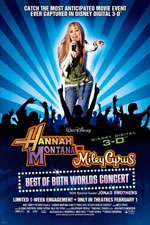 Hannah Montana / Miley Cyrus: Best of Both Worlds Concert Tour