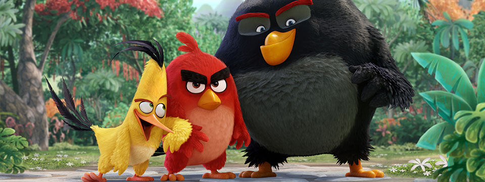 Angry Birds: The Movie