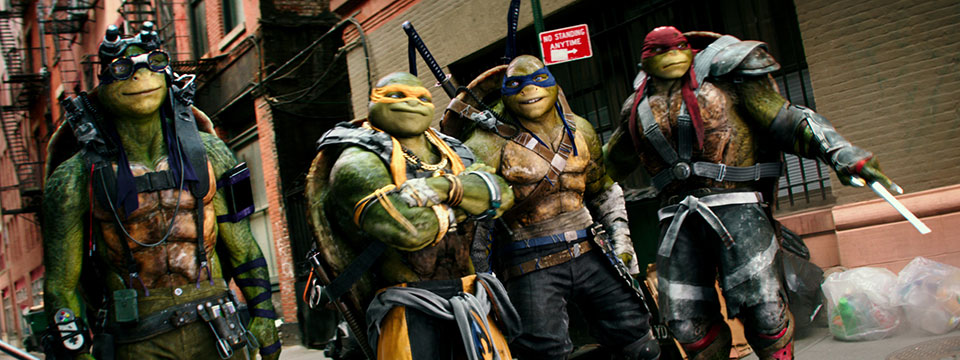 Ninja Turtles: Out of the Shadows